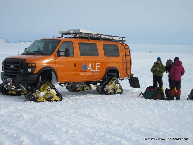 Mount Vinson, Antarctica Expedition - Nov 19 - 20, 2011