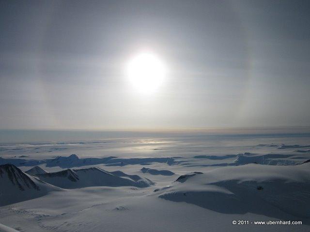 Mount Vinson, Antarctica Expedition - Nov 21 - 24, 2011