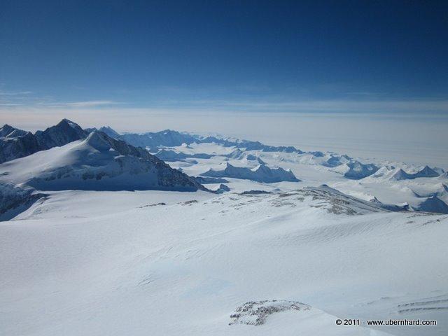 Mount Vinson, Antarctica Expedition - Nov 26, 2011
