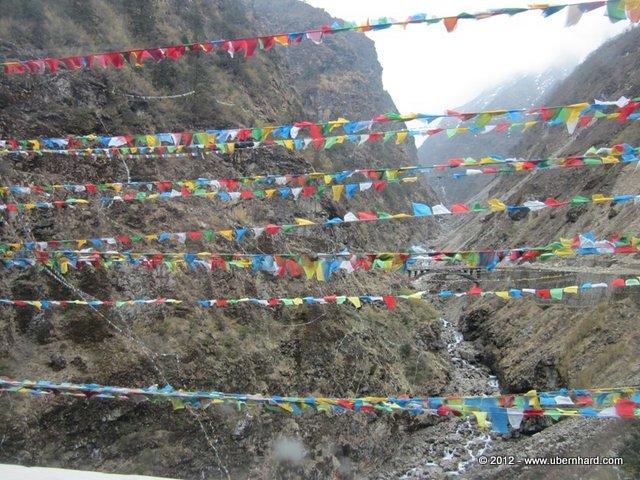 Goodbye Tibet... I hope to be here again soon...<br />
