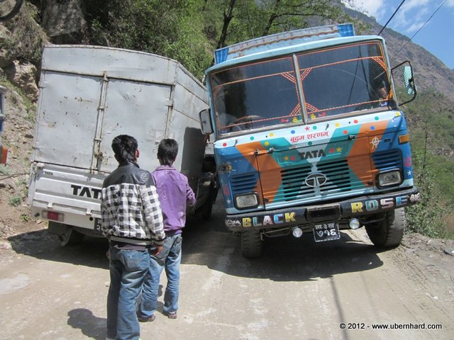 All you need is a TATA truck and some basic driving skills... and you are fine...<br />