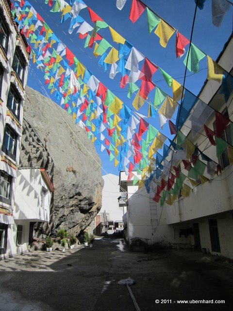Tibet to chinese base camp